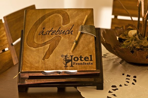 Hotel Fronfeste - фото 20