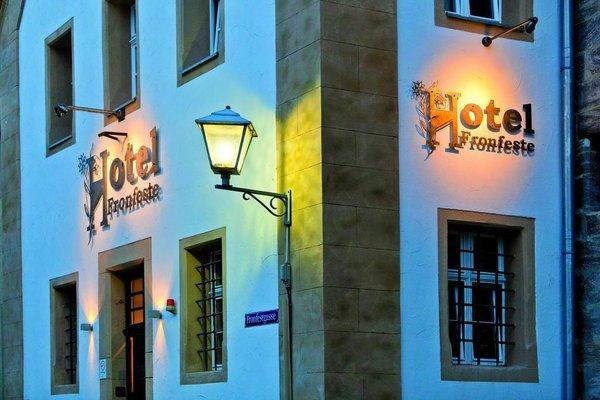 Hotel Fronfeste - фото 22