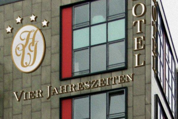 Hotel Vier Jahreszeiten Berlin City - фото 20
