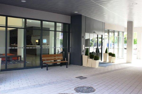 Holiday Inn Express Strasbourg Centre - фото 14