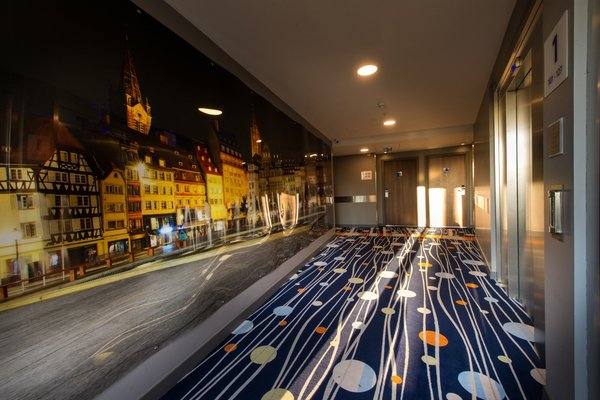 Holiday Inn Express Strasbourg Centre - фото 17