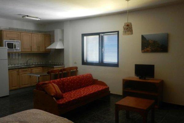 Гостиница «La Hoya Del Cura», Валье-Гран-Рей