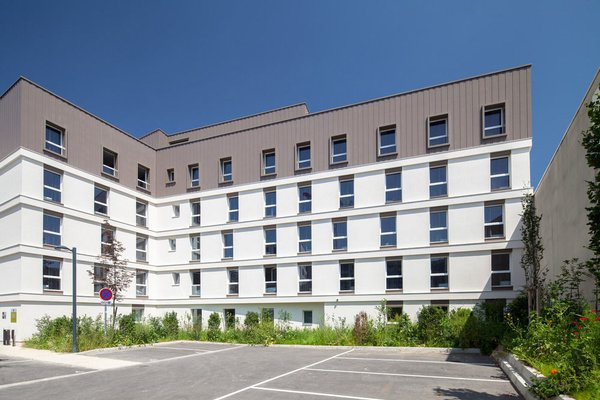 B&B Hotel Paris Romainville Noisy-le-Sec - фото 22