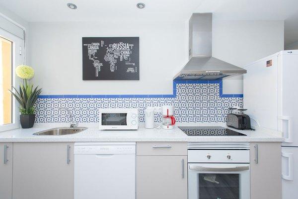 The Zentral Suites & Apartments - фото 13