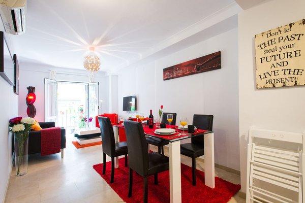 The Zentral Suites & Apartments - фото 16