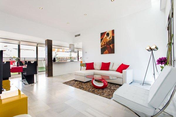 The Zentral Suites & Apartments - фото 5