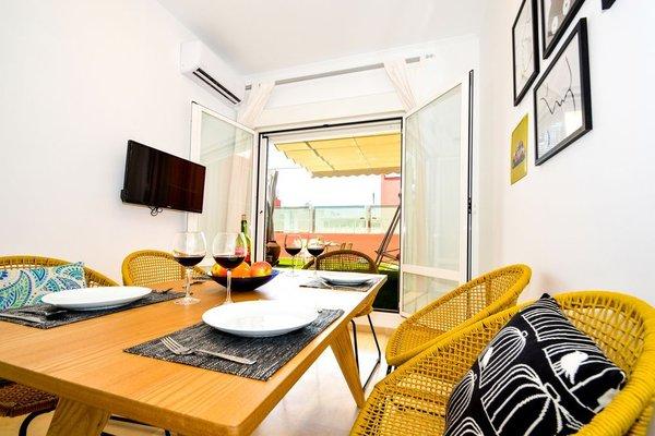The Zentral Suites & Apartments - фото 6