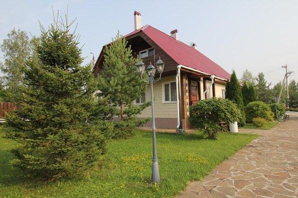 Gostinichny Kompleks Priokskiy Dvorik - фото 22