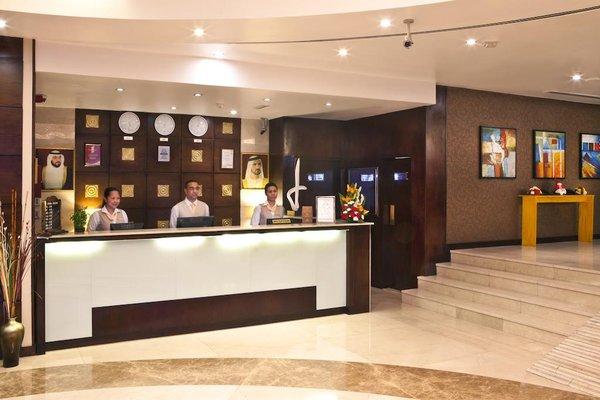 Landmark Riqqa Hotel - фото 14