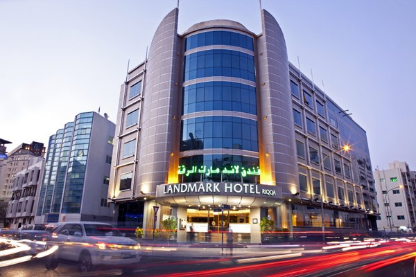 Landmark Riqqa Hotel - фото 19