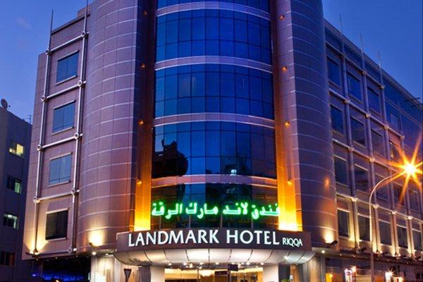 Landmark Riqqa Hotel - фото 22