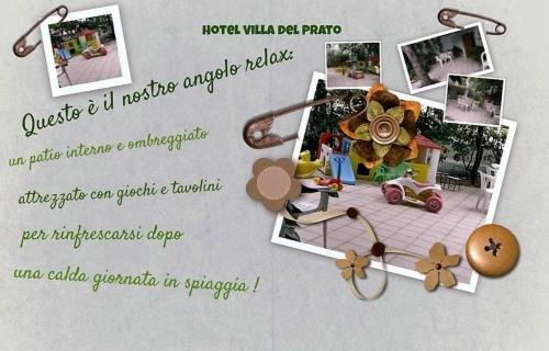 Hotel Villa del Prato - фото 15