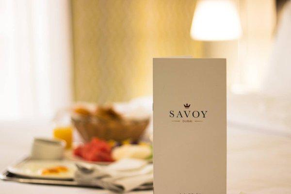 Savoy Crest Hotel Apartment - фото 3