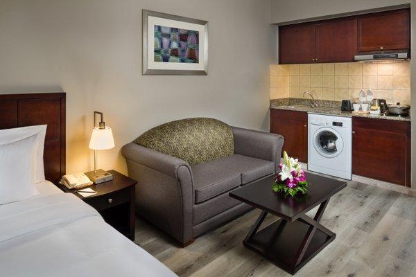 Savoy Crest Hotel Apartment - фото 8