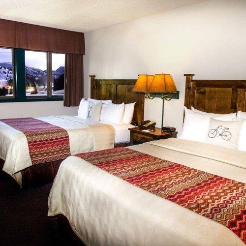 Photo of Teewinot Lodge by Grand Targhee Resort