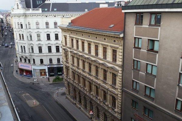 Goldfisch Vienna City Apartments - фото 2