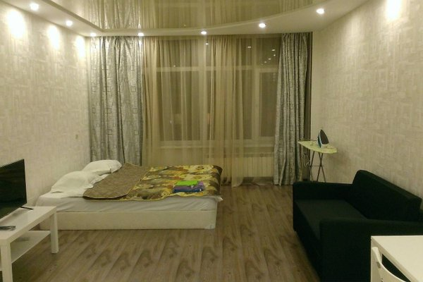 Apartment Na Baikalskoy 244/2 - фото 1