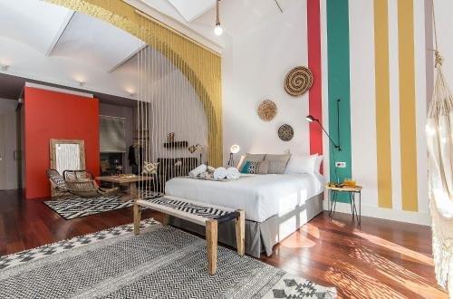 Sweet Inn - Loft Villa Olimpica Beach - фото 5