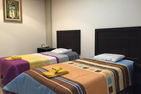 Hotel del Centro - фото 49
