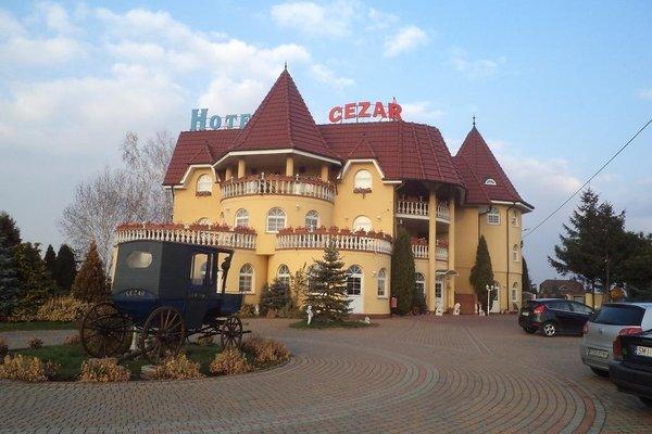 Cezar Hotel - фото 21