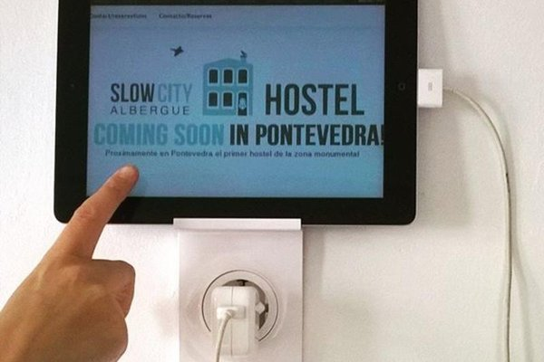 Slow City Hostel Pontevedra - фото 5