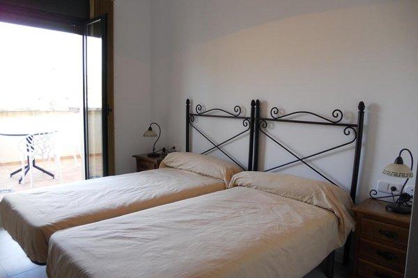 Отель «Alojamiento Rural De Cuadros», Bedmar