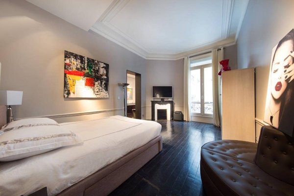 Luxury Appart Champs-Elysees (220m2) - фото 19