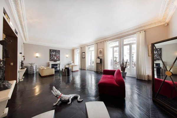 Luxury Appart Champs-Elysees (220m2) - фото 8
