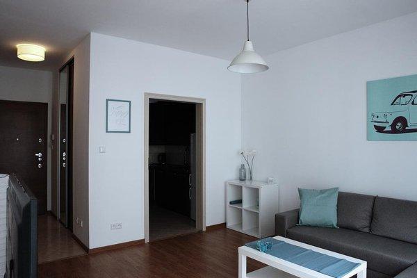 Apartament Grzybowska - фото 1
