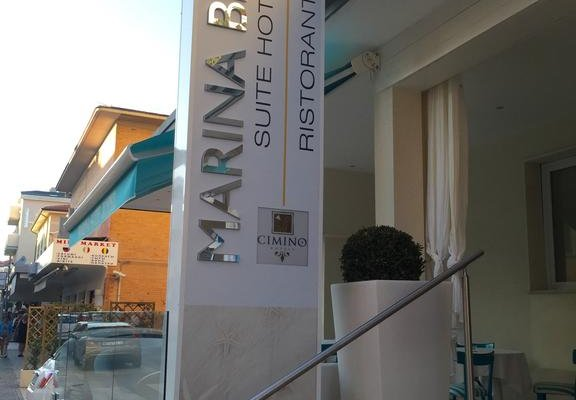 Marina Beach Suite Hotel - фото 18