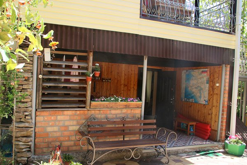 Guest House Tatiana - фото 23