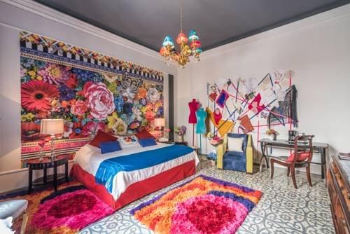 Hotel Casa del Jardin - фото 11