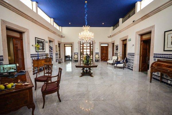 Hotel Casa del Jardin - фото 20