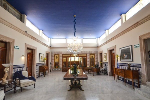 Hotel Casa del Jardin - фото 21
