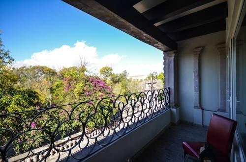 Hotel Casa del Jardin - фото 22