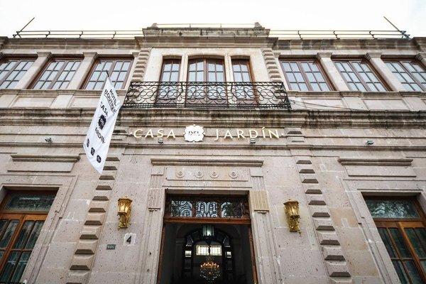 Hotel Casa del Jardin - фото 23