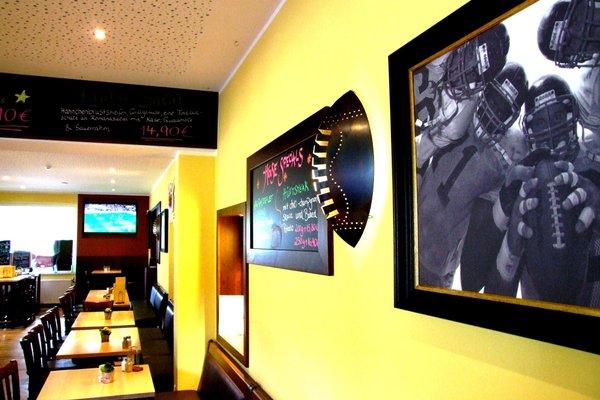 Motel Touchdown & Restaurant - фото 16