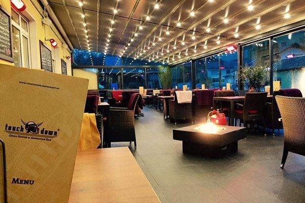 Motel Touchdown & Restaurant - фото 17