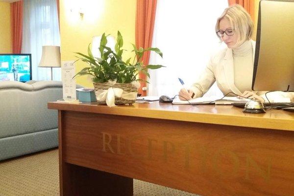 Hotel Villa Ostrava 3+ - фото 16