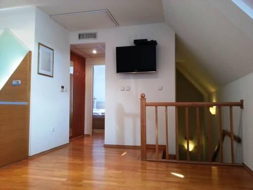 Hotel Villa Ostrava 3+ - фото 18