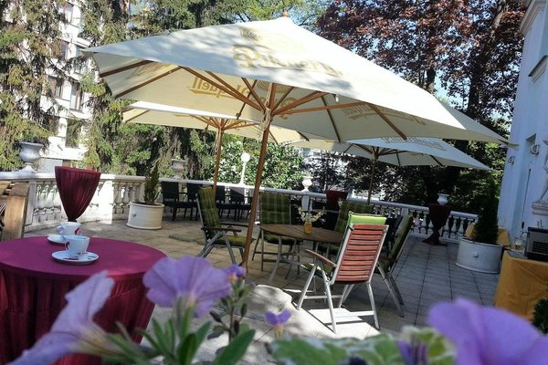 Hotel Villa Ostrava 3+ - фото 21
