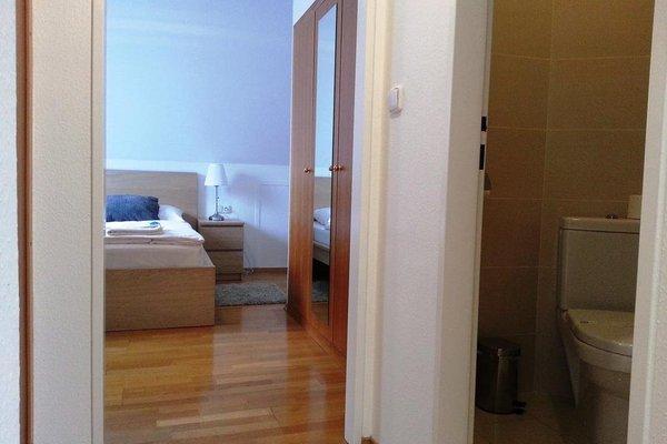 Hotel Villa Ostrava 3+ - фото 7