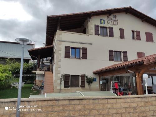 Alojamientos Aca y Alla - фото 19