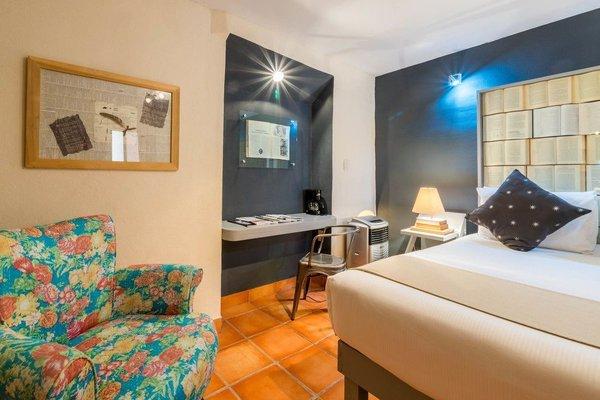 Hotel Damiana Boutique - фото 1