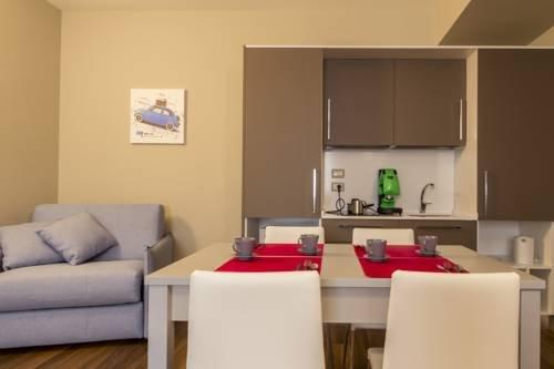 Residence Nazionale Matera - фото 8