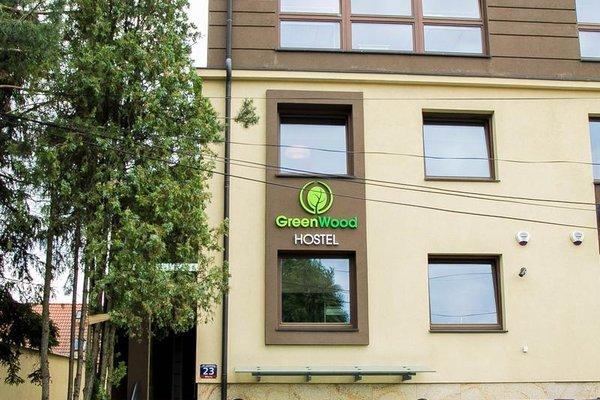 GreenWood Hostel - фото 23