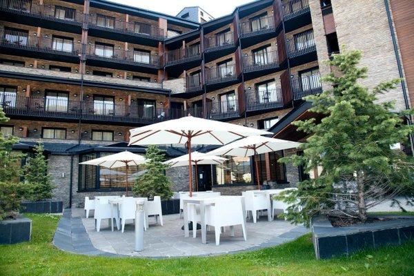 Hotel Piolets Park & Spa - фото 23
