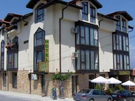 Отель Famyli Hotel Elitsa - фото 23
