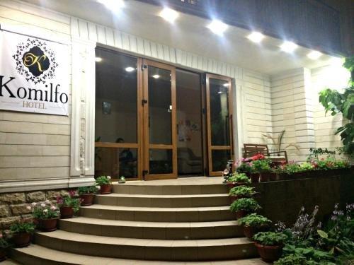 Hotel Komilfo - фото 12