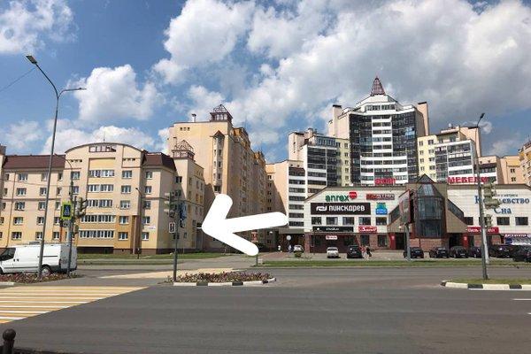 Apartment on Savieckaj Kanstytucyi - фото 21